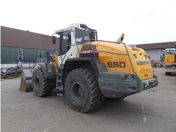 Chargeuse sur pneus LIEBHERR L550 IND