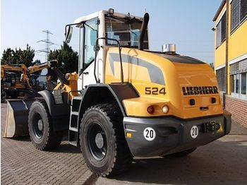 Chargeuse sur pneus LIEBHERR L 524Z
