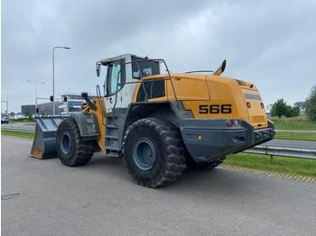 Chargeuse sur pneus Liebherr L566