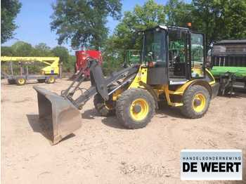 Chargeuse sur pneus New Holland w60b , W60B , w 60 b