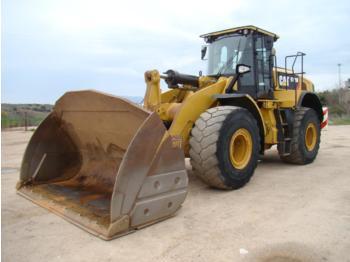 Chargeuse sur pneus PALA CARGADORA CATERPILLAR 972 M