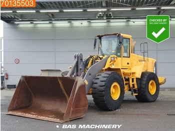 Chargeuse sur pneus Volvo L180 E Nice and clean loader