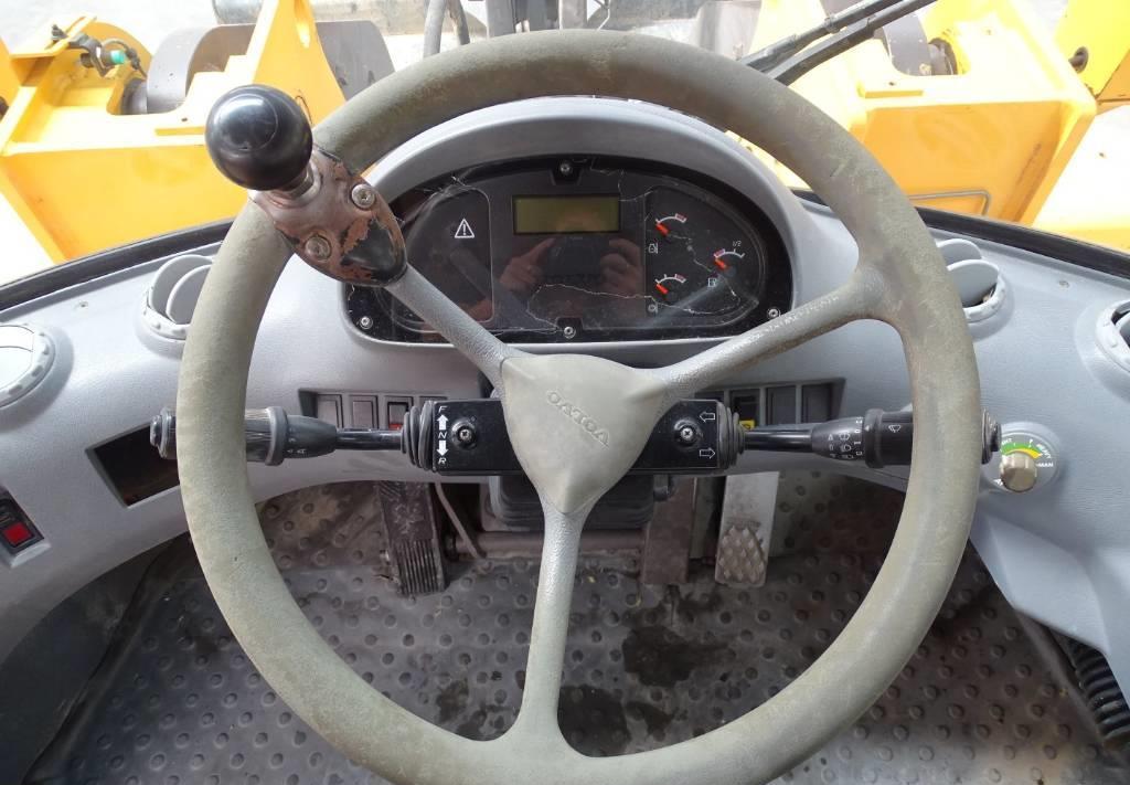 chargeuse sur pneus Volvo L 120 D