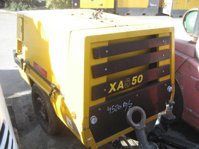 compresseur d'air Atlas copco XAS 50