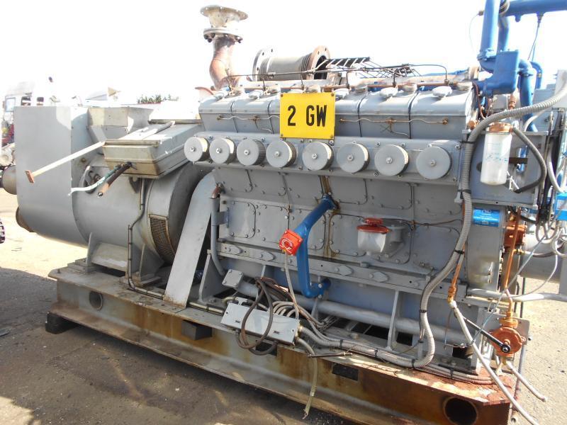 groupe électrogène AMAN 530