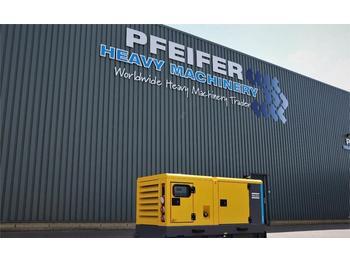 Groupe électrogène Atlas Copco QAS 40 ST3 Diesel, 40 kVA, Also Available For Rent