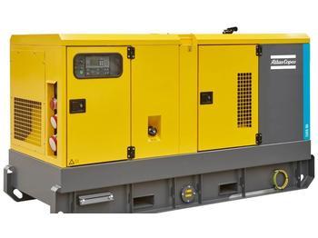Groupe électrogène Atlas Copco QAS 80 New, Diesel, 80kVA, 50Hz, 400v