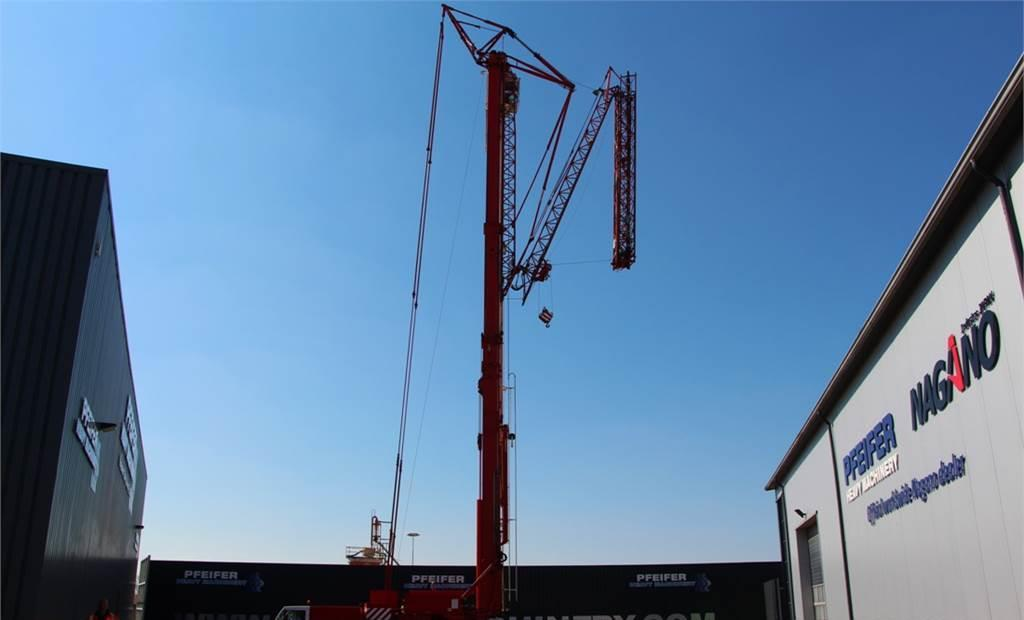 grue à tour Spierings SK1265-AT6 Valid Aboma Inspection Till 02-2020, 12