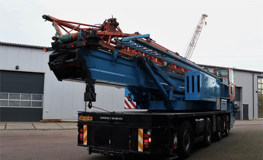 grue à tour Spierings SK488-AT4 Valid Inspection, 8x8x6 Drive, 8t Capaci