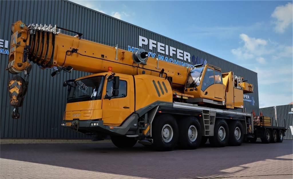 grue tout-terrain Grove GMK4100L Available for rent, 17m Jib, 100t Capacit