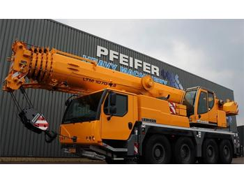 Grue tout-terrain Liebherr LTM1070-4.2 Valid inspection, *Guarantee! 8x6x8 Dr
