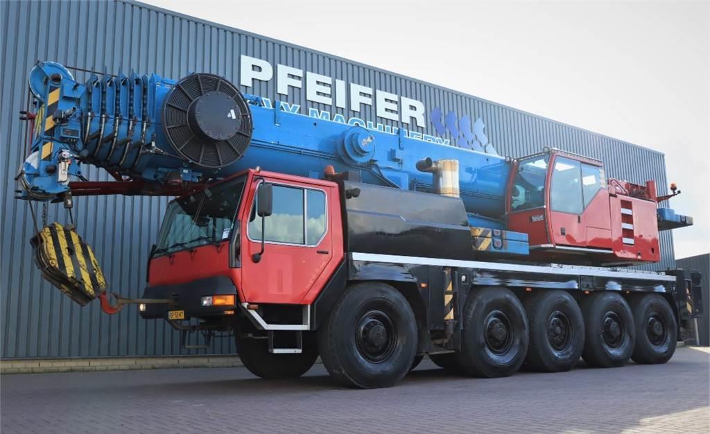 grue tout-terrain Liebherr LTM1100/2