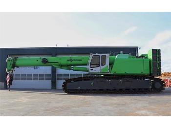 Grue tout-terrain Sennebogen 6113 Valid inspection, *Guarantee! 120t Capacity,