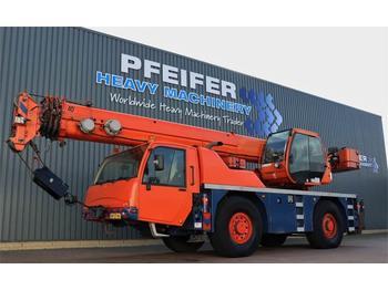 Grue tout-terrain Terex Demag AC35L Valid Inspection Till 08-2022, 35t Capacity,