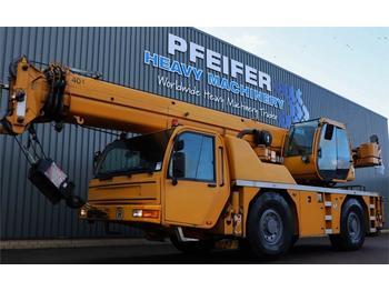 Grue tout-terrain Terex Demag AC35 Diesel, 4x4x4 Drive, 35t Capacity, 30.4m Main