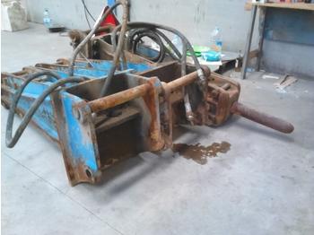 Engins de chantier Krupp 1400