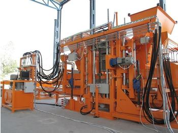 SUMAB HIGHLY PRODUCTIVE! U-1000 (2000 blocks/hour) BLOCK MACHINE - matériel de béton
