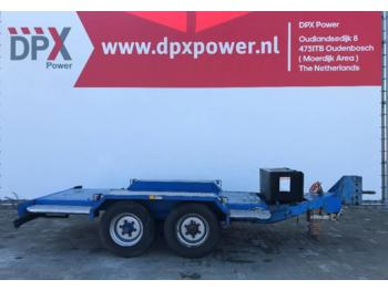 Engins de chantier Miloco Heavy 5 Ton used Trailer - DPX-99059