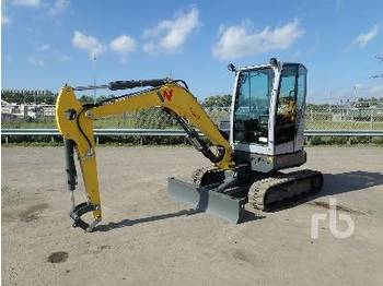 WACKER NEUSON EZ36 - mini pelle