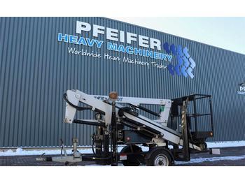 Nacelle Niftylift 120TDE Bi-Energy, 12.3m Working Height, 5m Reach,