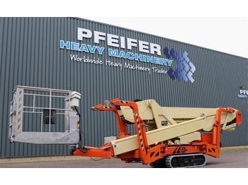 Nacelle Teupen LEO 23GT Diesel / 220V, 23m Working Height, 11.2m