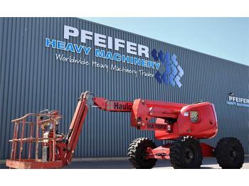 Nacelle articulée Haulotte HA16PXNT Diesel, 4x4x4 Drive, 16m Working Height,