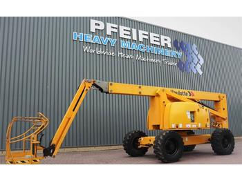 Nacelle articulée Haulotte HA20PX Diesel, 4x4x4 Drive, 20.65m Working Height,
