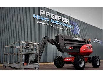 Nacelle articulée Manitou 160ATJ+ Diesel, 4x4x4 Drive, 400kg Capacity, 16m