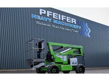 Nacelle articulée Niftylift HR12DE 4WD MK1B Bi-Energy, 4x4, 12.2m Working Heig
