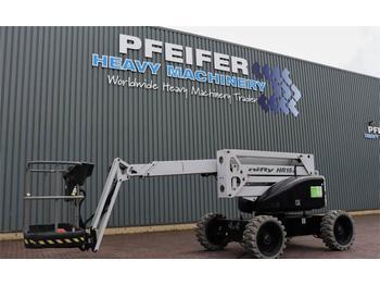 Nacelle articulée Niftylift HR15D 4x4 Diesel, 4x4 Drive, 15.7m Working Height,