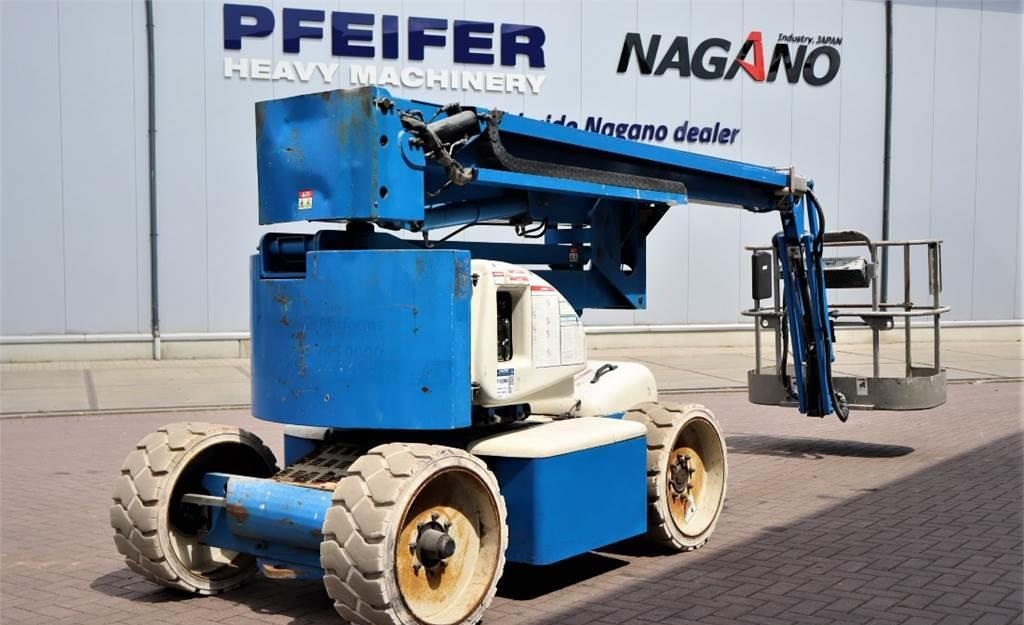 nacelle articulée Niftylift HR15NDE Bi-Energy, Jib, 15.6m Working Height, Non