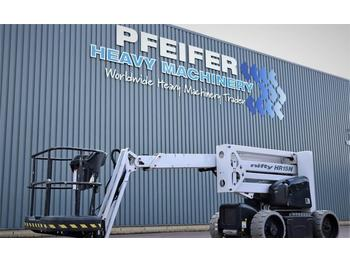Nacelle articulée Niftylift HR15N HYBRID MK3 Bi-Energy, 15.5m Working Height,