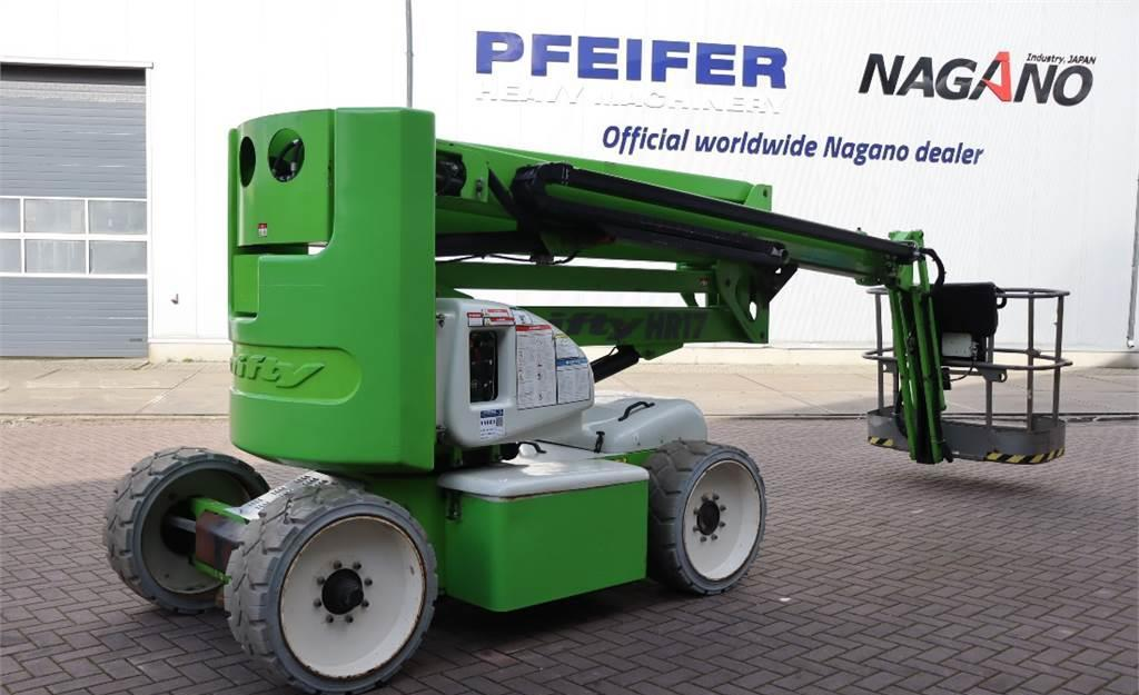 nacelle articulée Niftylift HR17NDE