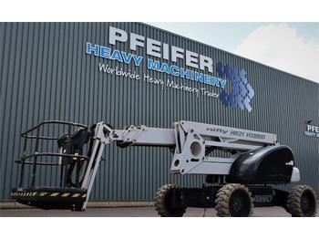 Nacelle articulée Niftylift HR21 HYBRID 4X4 Bi Energy, 4x4 Drive, 20.8 m Worki