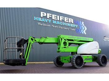 Nacelle articulée Niftylift HR21 HYBRID 4X4 Hybride, 21m Working Height, 13m R