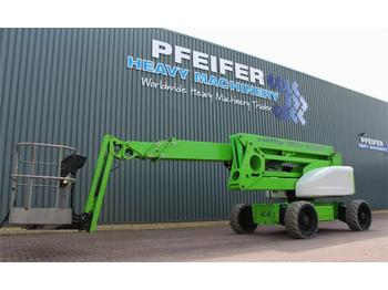Nacelle articulée Niftylift HR28 HYBRID Valid inspection, *Guarantee! Hybrid,