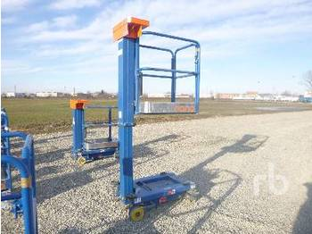 POWER TOWER NANO Electric Vertical Manlift - nacelle articulée