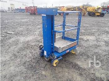 Nacelle articulée POWER TOWER NANO Electric Vertical Manlift