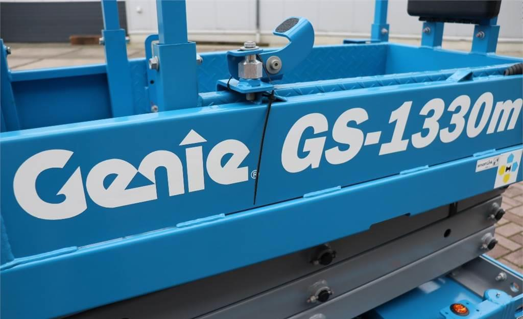 nacelle ciseaux Genie GS1330M Valid inspection, *Guarantee! All-Electric