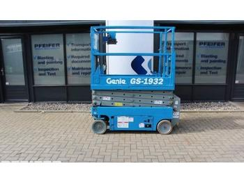 Nacelle ciseaux Genie GS1932 Electric, 7.8m Working Height.: photos 1