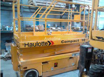 Nacelle ciseaux HAULOTTE Compact 10