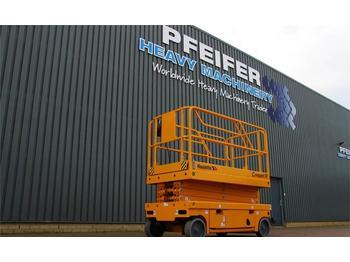 Nacelle ciseaux Haulotte COMPACT 10 Electric 10.15 m Scissor Lift, Non Mark