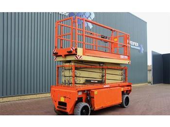 Nacelle ciseaux Holland Lift COMBISTAR N-140EL12 Valid inspection, *Guarantee!