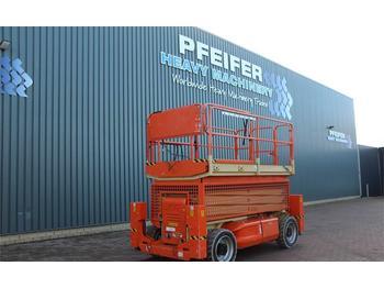 Nacelle ciseaux JLG M3369 Valid inspection, *Guarantee! Diesel, HYBRID