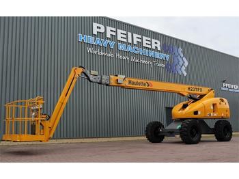 Nacelle télescopique Haulotte H23TPX Diesel, 4x4 Drive, 22.6m Working Height, Ji