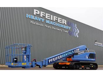 Nacelle télescopique Nagano S15AUJ Valid inspection, *Guarantee! Diesel, 15 m