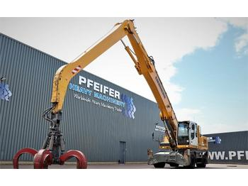 Liebherr A934C LITRONIC Straight Industrial-Mono Boom: 9600  - pelle de manutention