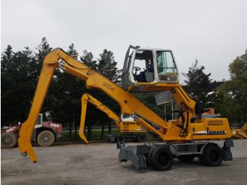 Pelle de manutention MAQUINA INDUSTRIAL LIEBHERR A904LI