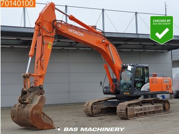 Hitachi ZX350LC-5B DUTCH MACHINE - FROM FIRST OWNER - pelle sur chenille