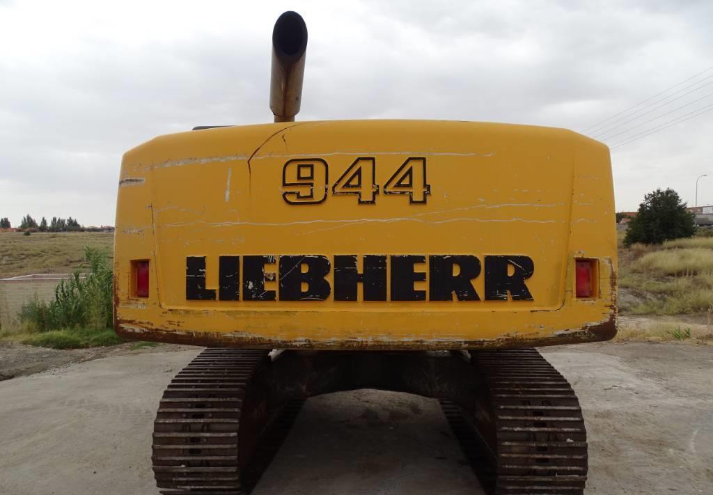 pelle sur chenille Liebherr R 944 C